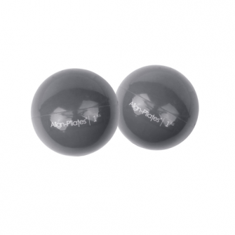 ALIGN PILATES PRO SOFT WEIGHTED BALLS - 1 KG (PAIR)